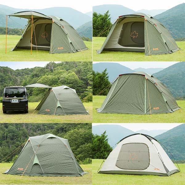 ロゴス(LOGOS)テント neos ベーシックドーム・PLR  WXL 71805018 テント・タープ キャンプ・アウトドア用品[4981325456733]