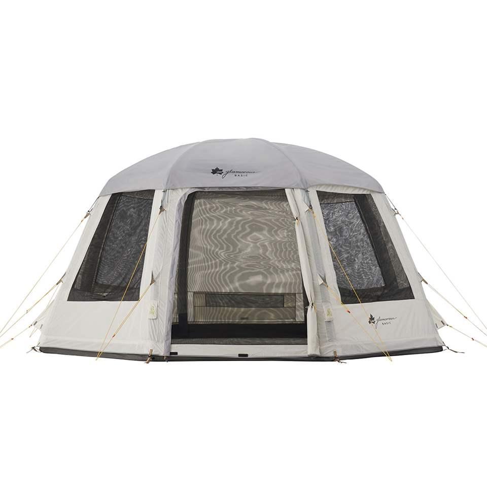 ロゴス LOGOS テント グランベーシック エアマジック オクタゴンドーム-BJ テント 71805541 4981325532178 WHATNOT
