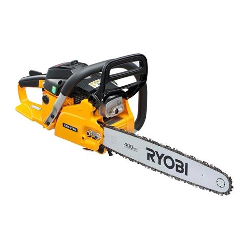 【SS】RYOBI エンジンチェンソー ESK-3740