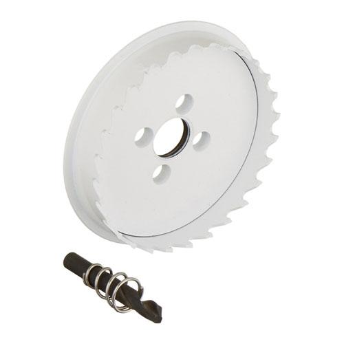 実物 DIY工具からアウトドアブランド用品など多数商品取り扱い SS LENOX お得 76mm 超硬ホールカッター 20114-48CHC