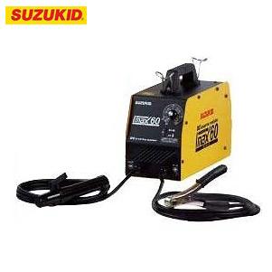 【ランキング1位獲得!】スズキッド 溶接機 SUZUKID 直流溶接機 IMAX60[アイマックス60] SIM-60