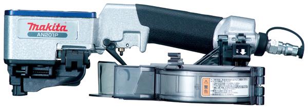 最新作の 【エントリーで+P5倍】マキタ[makita]和風天井用エア釘打AN201P:WHATNOT-DIY・工具