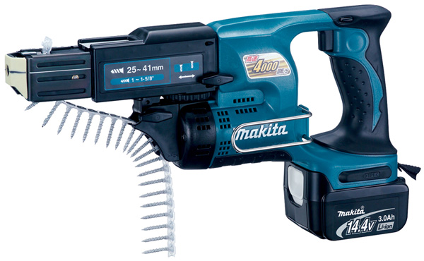 グランドセール マキタ[makita]充電式オートパックスクリュードライバFR440DRF 青:WHATNOT-DIY・工具
