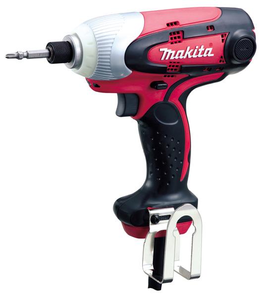 一番人気物 電気ドリルドライバー:WHATNOT ドリルドライバ マキタ[makita]インパクトドライバ6955SPKR ドライバードリル 電動ドリル 赤 -DIY・工具
