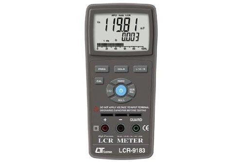 【エントリーで+P5倍】デジタルLCRメータ LCR-9183