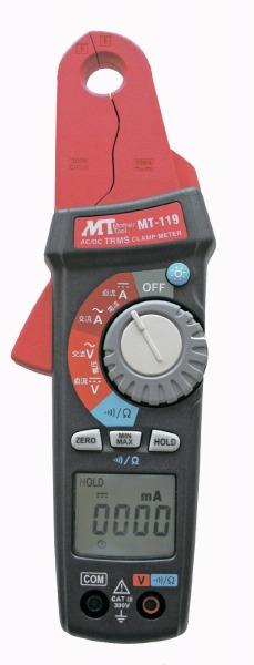 【SS】マザーツール:直流・交流クランプメーター MT-119