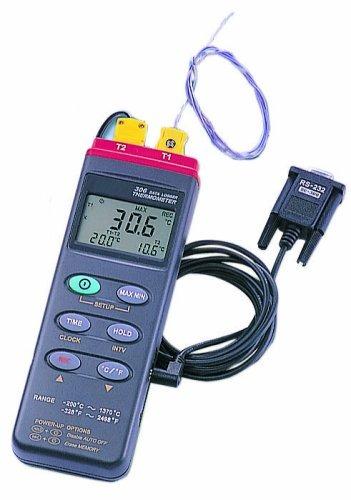 2点式 MT-306 データロガー温度計 MT