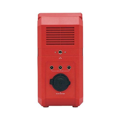 富士倉(Fujikura) 120,000mAh 大容量 モバイルバッテリー ポータブル電源 BA-450 先端工具 投光器・コード