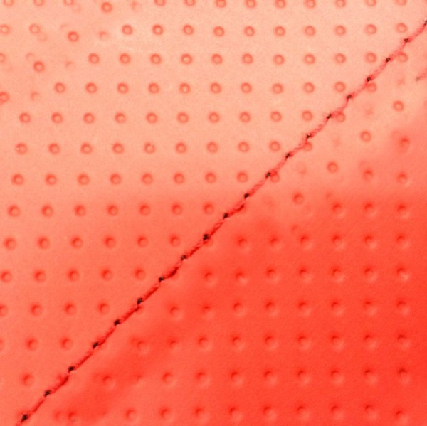クーポン利用で最大1500円割引! グロンドマン GRONDEMENT バイク シートカバー カワサキ kawasaki エンボスレッド/赤ステッチ 張替 バリオス[ZR250]