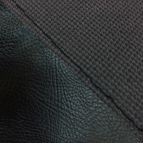 グロンドマン バイク シートカバー ホンダ HONDA スベラーヌブラック・黒/黒ステッチ 張替 ジョルノ[AF24]/ジョルカブ[AF53]