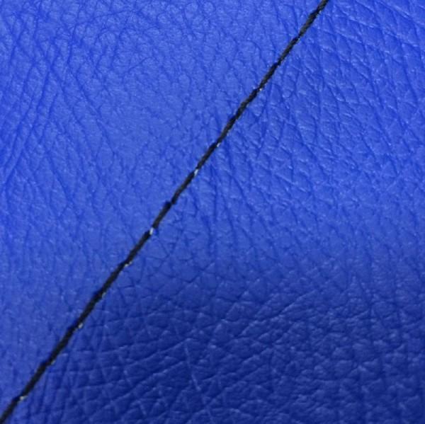 クーポン利用で最大1500円割引! グロンドマン GRONDEMENT バイク シートカバー カワサキ kawasaki 青/黒ステッチ 張替 バリオス[ZR250]