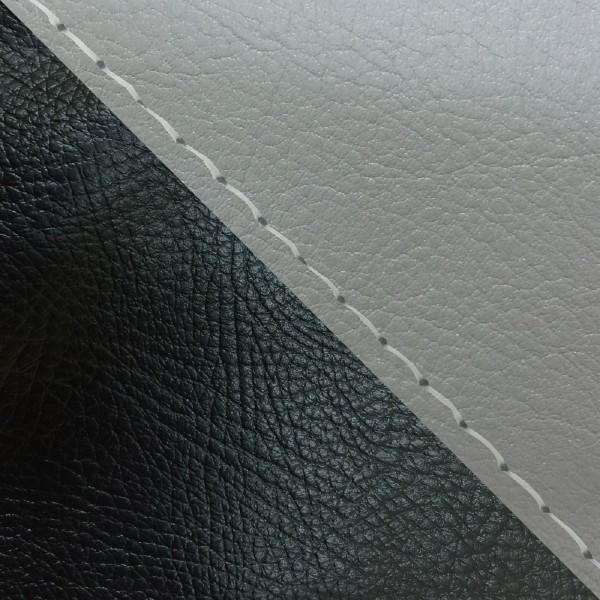グロンドマン バイク シートカバー ホンダ HONDA ダークグレー・黒/透明ステッチ 被せ ジョルノ[AF24]/ジョルカブ[AF53]