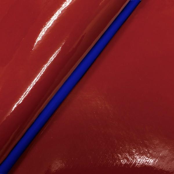 グロンドマン GRONDEMENT バイク シートカバー カワサキ kawasaki エナメルレッド/青パイピング 張替 バリオス[ZR250]