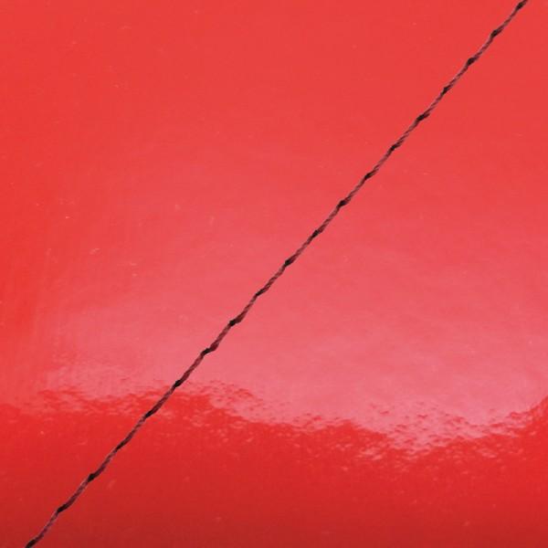 グロンドマン バイク シートカバー ヤマハ YAMAHA エナメルレッド/赤ステッチ 張替 セロー225W[4JG]