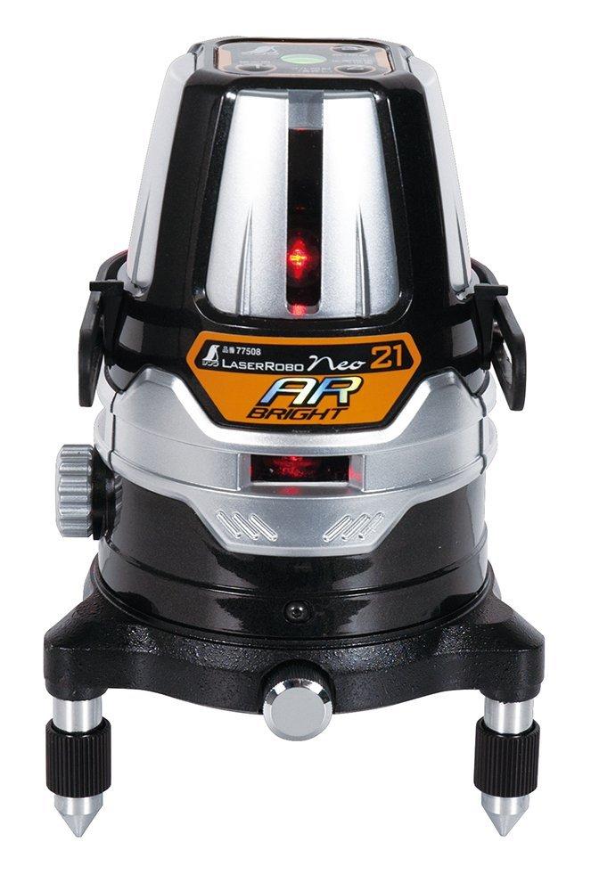 シンワ レーザーロボ Neo 21AR BRIGHT 縦・横全集・地墨 77508