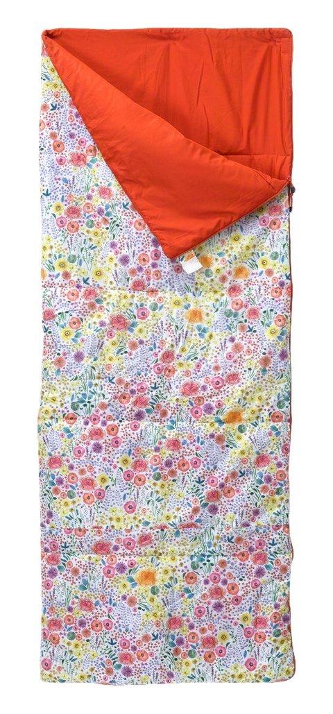 [スパイス/SPICE]寝袋 シュラフ FLOWER [使用可能温度5度] FLOWER シュラフ 寝袋 HAKZ2090