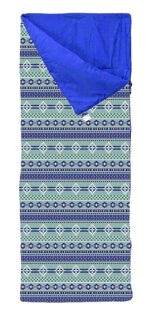 [スパイス/SPICE]寝袋 シュラフ NATIVE [使用可能温度5度] NATIVE PATTERNS シュラフ 寝袋 HAKZ2100