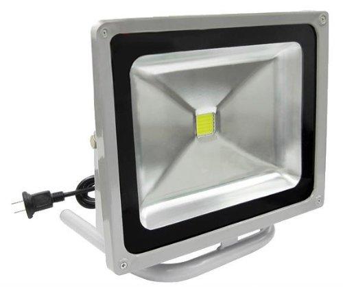 タイカツ LED投光器 2灯三脚スタンド式 20W×2 TKS-182