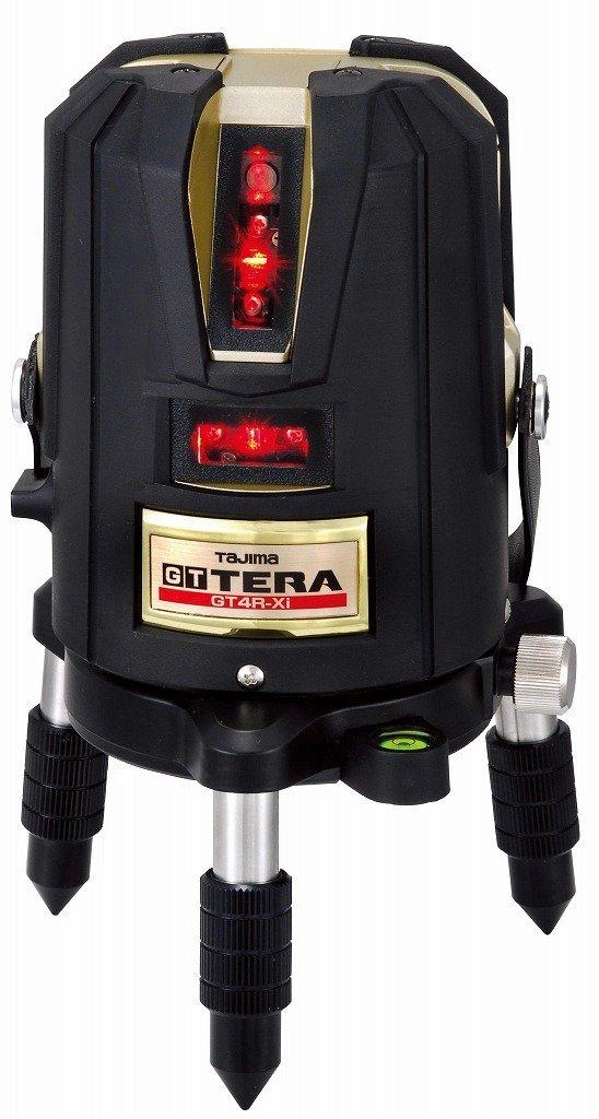 タジマ レーザー墨出し器 GT4R-XI