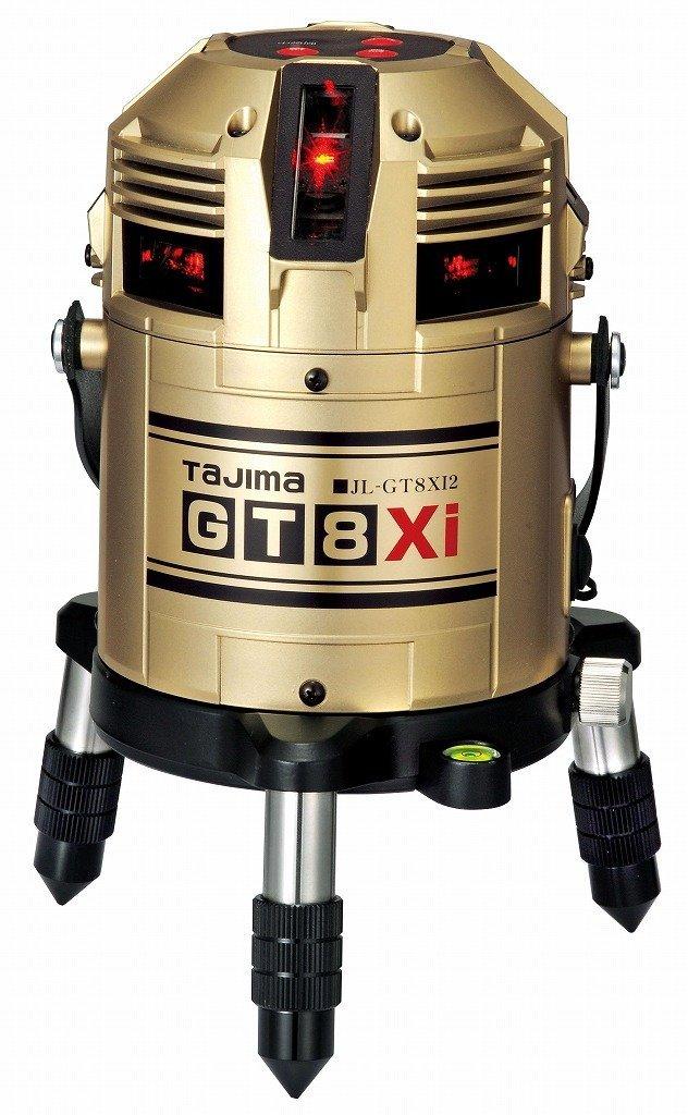 タジマ レーザー墨出し器 GT8Xi JL-GT8XI2