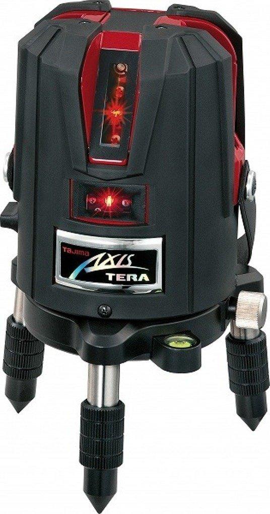 【大放出セール】 レーザー墨出し器 AXT-KYR:WHATNOT 【エントリーで+P5倍】タジマ テラ TYE AXIS 10m-DIY・工具