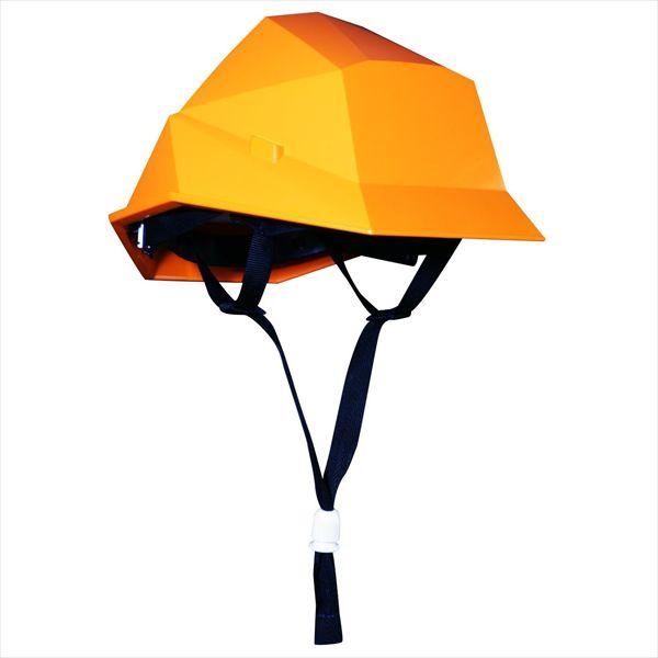 カクメット B-type O1 オレンジ 工事用 作業用 防災用 ヘルメット KAKUMET