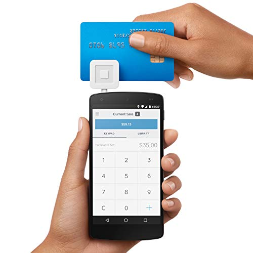 Square Credit Card Reader for iPad 低価格 Android and 売り出し by iPhone