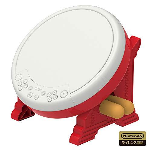 任天堂ライセンス商品 太鼓の達人専用コントローラー 太鼓とバチ for 通販 激安◆ Nintendo Switch Switch対応 手数料無料