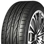18インチ サマータイヤ セット【適応車種:アベンシス(270系)】AXEL  アクセル ファイブ メタルグレー 7.5Jx18LUCCINI Buono Sport 215/45R18