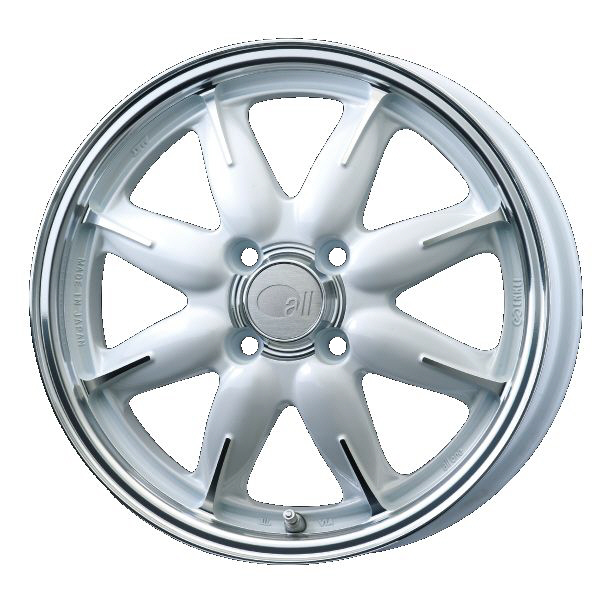 <title>フレアワゴン MM32S 3 15 月 お得なクーポンあり タイヤ交換対象 マツダ ENKEI オール オールワン マシニングパールホワイト ダンロップ EC202L 165 55R15 15インチ サマータイヤ ホイール セット 4本1台分 店舗</title>
