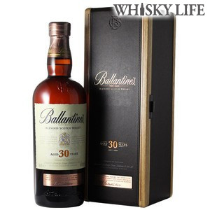バランタイン 30年 木箱入 並行700ml古酒 贈答 御中元 御歳暮 ブレンデッド スコッチ [ウイスキー][ウィスキー]