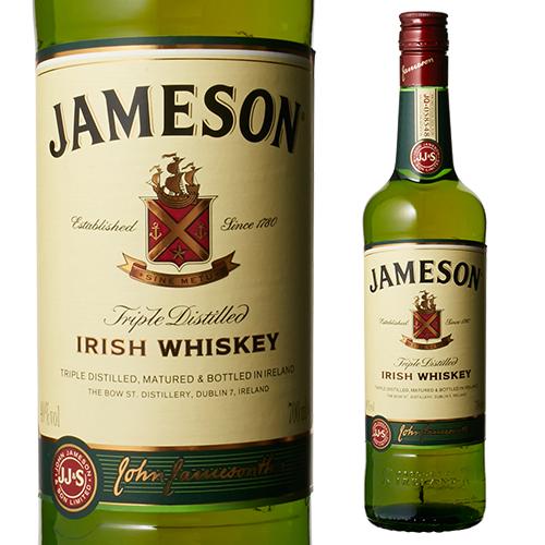 お中元 ジェムソン 700ml ウイスキー 新品未使用正規品 長S ウィスキー