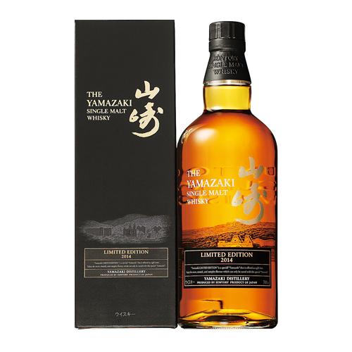 サントリー 山崎 LIMITEDEDITION 2014 700ml [ウイスキー][ウィスキー]japanese whisky