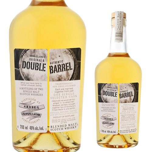 【送料無料】ダブルバレル アードベッグ&クライゲラキ<DL>[ダグラスレイン][クライゲラヒ] [ウイスキー][ウィスキー]