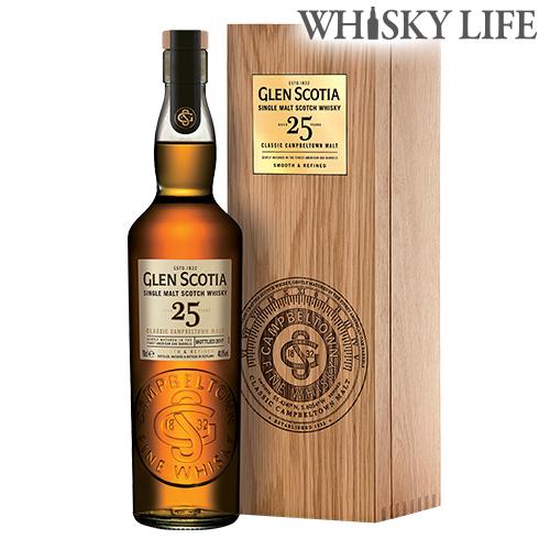 キャップシール不良品 グレンスコシア25年 48.8度 700ml[キャンベルタウン][シングルモルト][ウイスキー][カンベルタウン][ウィスキー][GLEN SCOTIA][Campbeltown][single][malt][whisky][訳あり] [ラベル不良] [箱不良] [虎S]