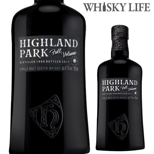 ハイランドパーク フルボリューム 700ml 47.2度 長Sシングルモルト スコッチ ウイスキー
