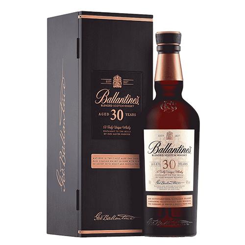 バランタイン 30年 在庫限り 40度 700ml ウイスキー スコットランド 卸直営 スコッチ 虎S ブレンデッド