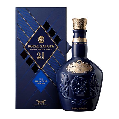 ロイヤルサルート 新商品 21年 並行 700ml ウィスキー ウイスキー TOR 流行のアイテム