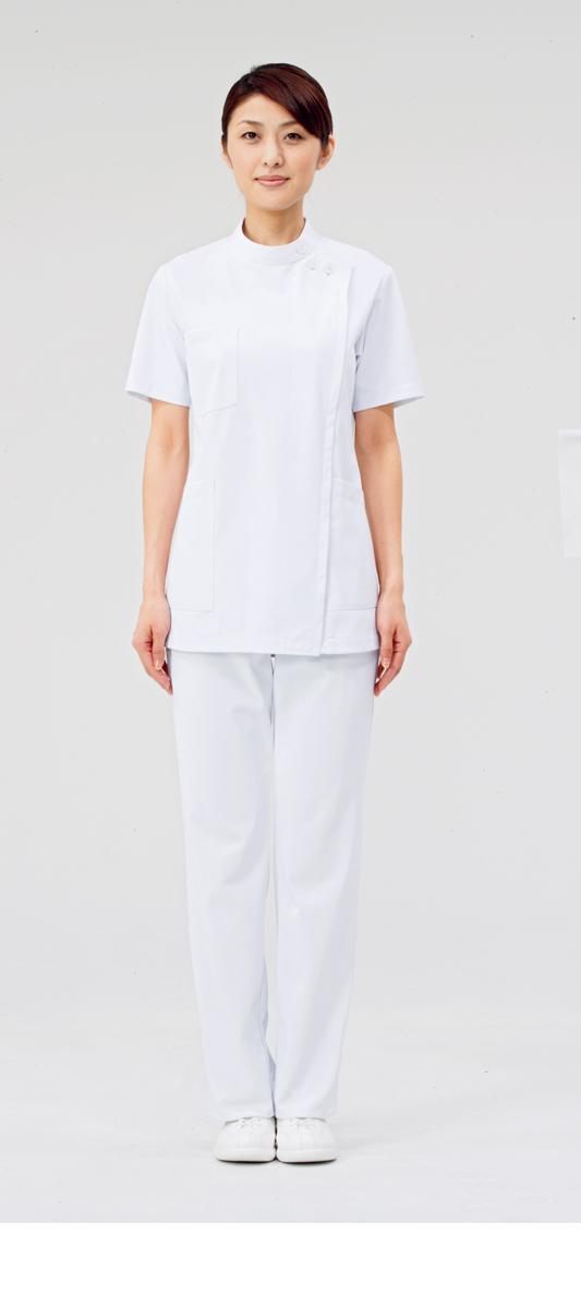 モンブラン 72-362 流行のアイテム ケーシー 半袖上衣 白衣 賜物 KC