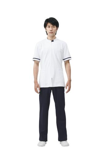 セールSALE%OFF モンブラン 72-858 ジャケット 男子白衣 メンズ 半袖上衣 春の新作シューズ満載