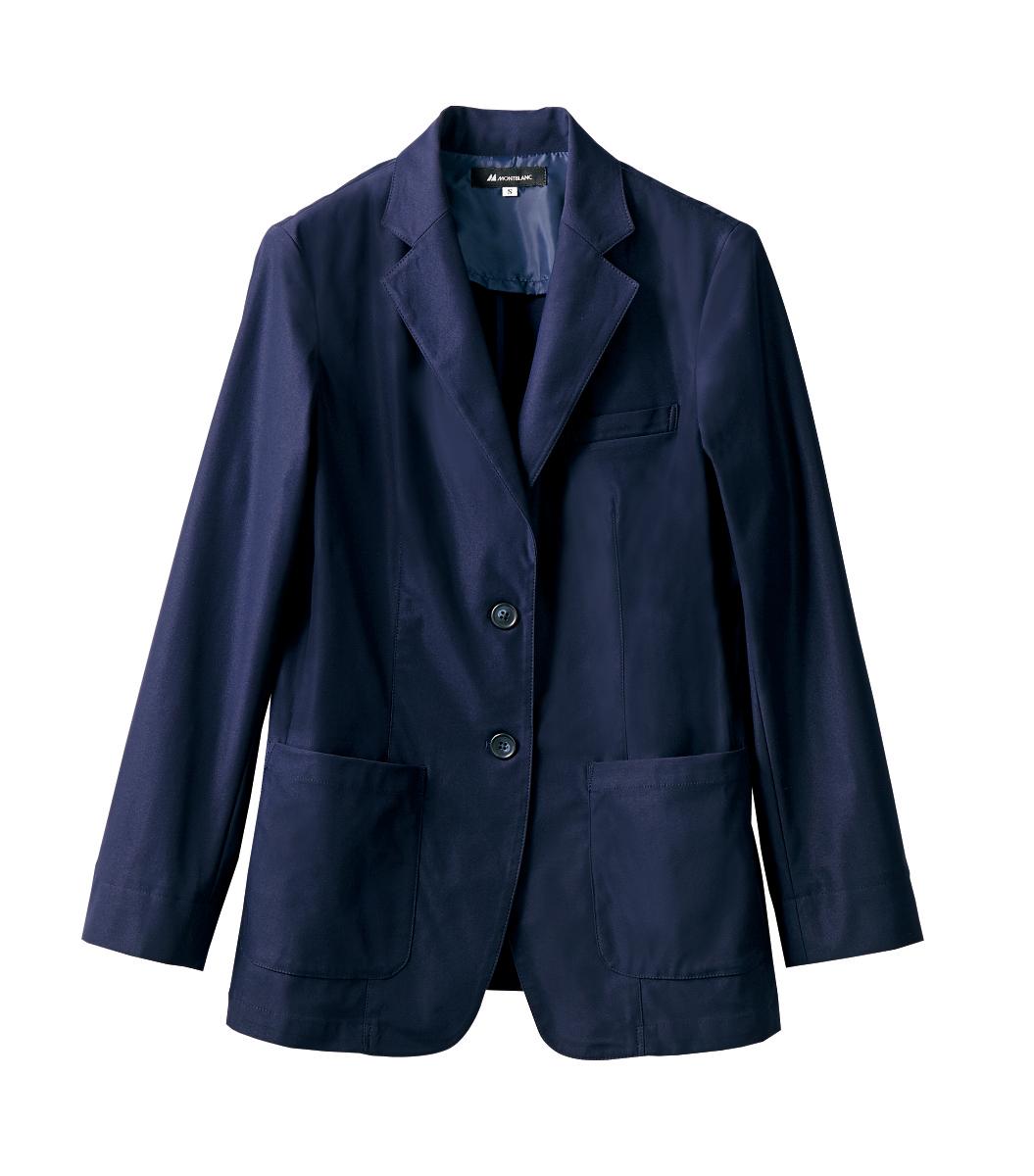 【モンブラン】31-0009【介護 上衣 ジャケット(レディース) 女性用】