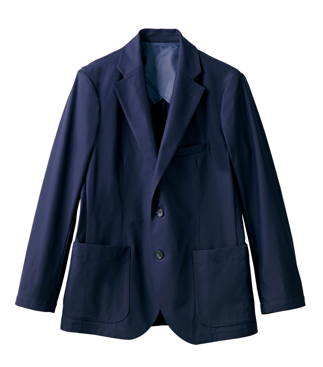 【モンブラン】31-5009【介護 上衣 ジャケット(メンズ) 男性用】