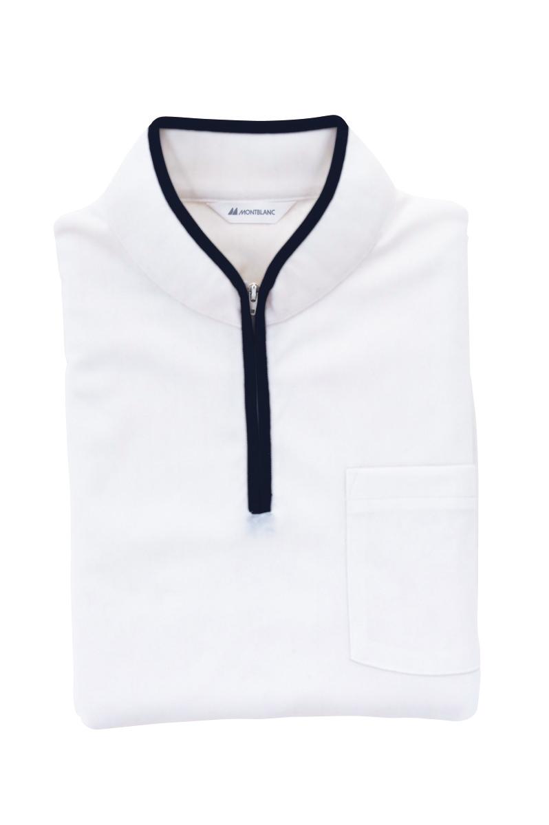 超特価SALE開催 新色 モンブラン 72-422 424 428 男女兼用 ポロシャツ 介護