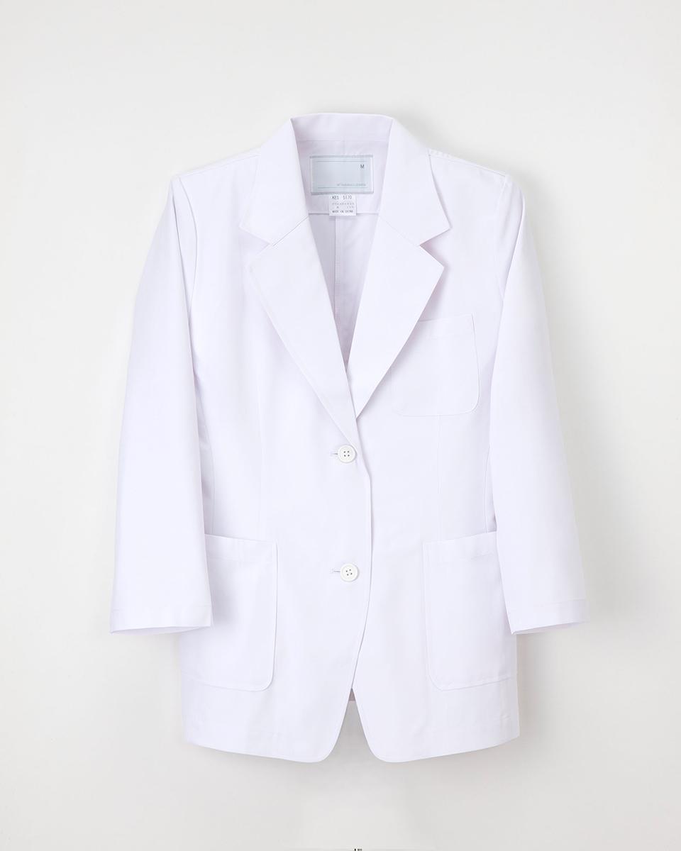 ナガイレーベン KES-5170 白衣 レディース 格安激安 女性用 ディスカウント テーラードジャケット