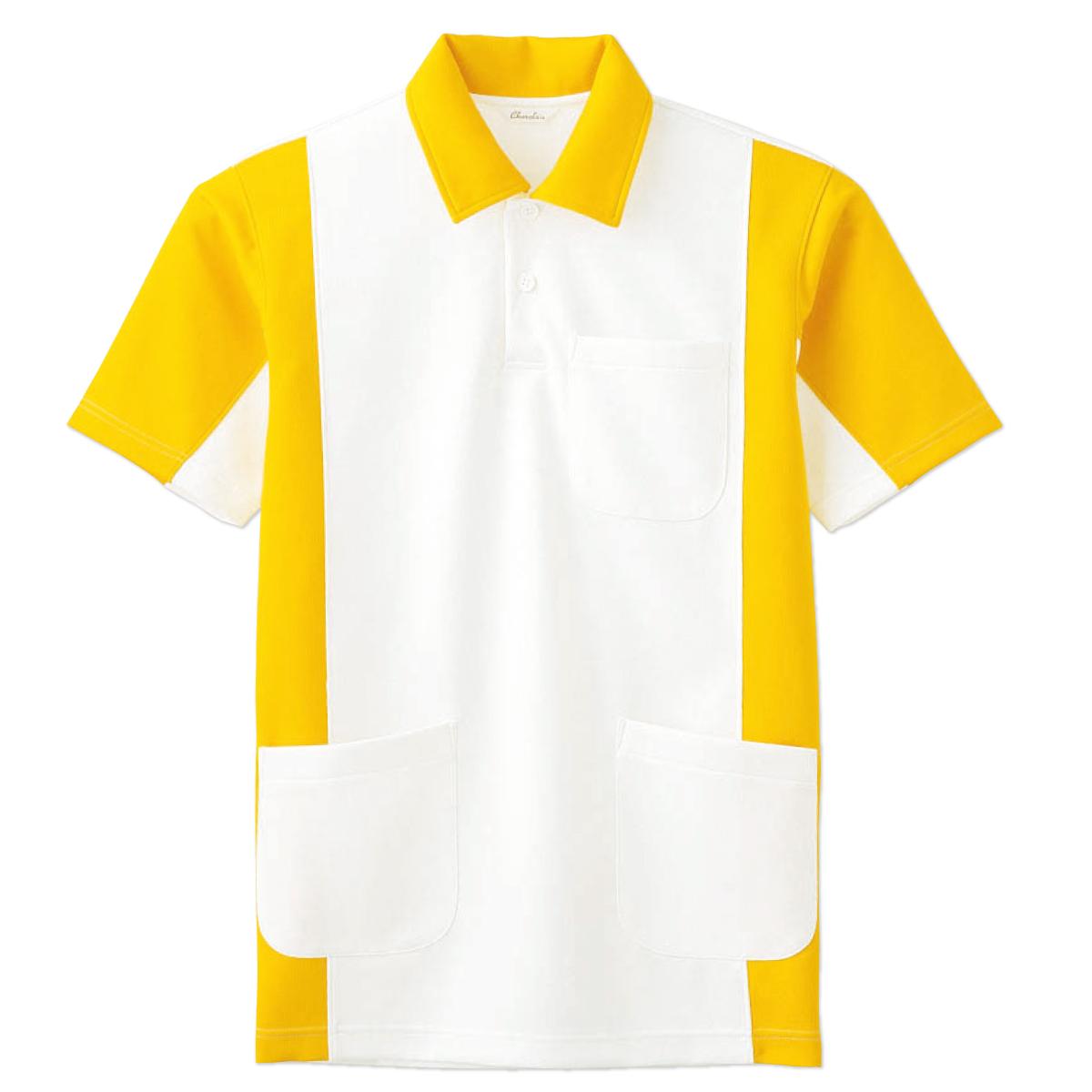 シャロレー 4033-15 41 56 71 国内正規品 ☆正規品新品未使用品 男女兼用 89 介護 ニットシャツ