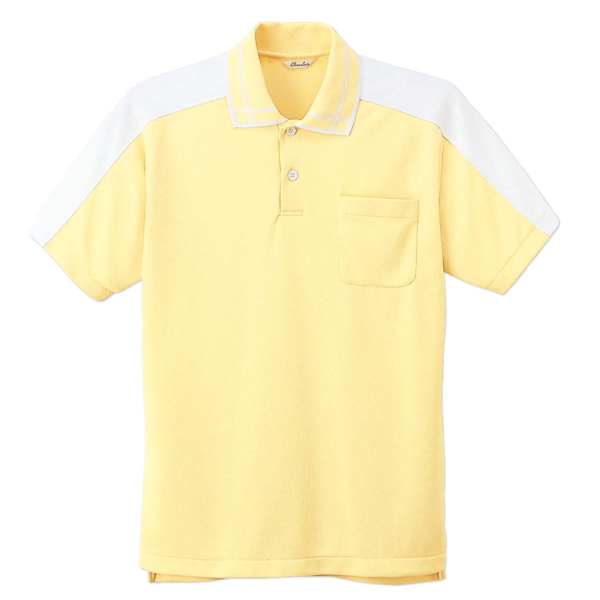 シャロレー 5802-15 再再販 41 71 男女兼用 ニットシャツ トラスト 介護 89