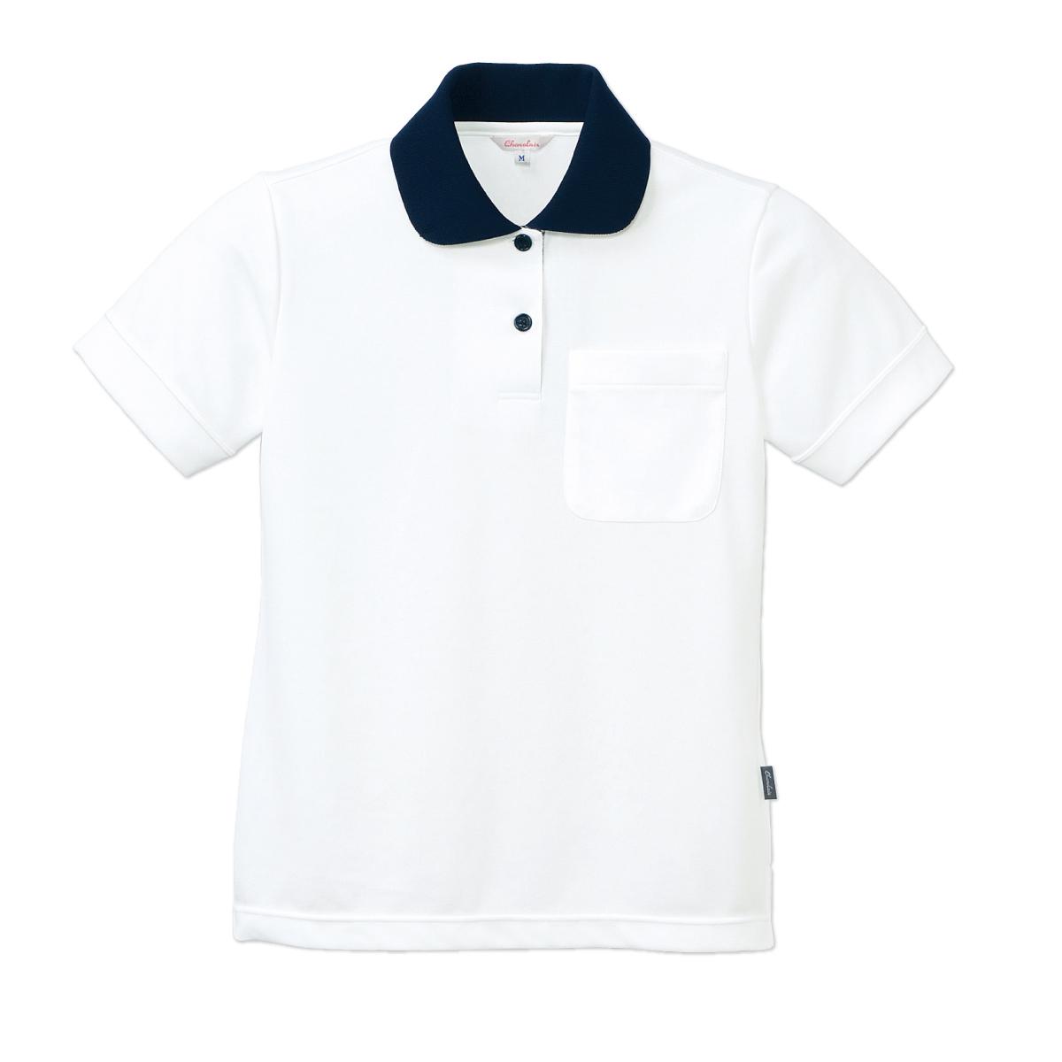 シャロレー 6715-10 お求めやすく価格改定 20 41 71 レディース 女性用 格安 価格でご提供いたします 89 ポロシャツ 介護