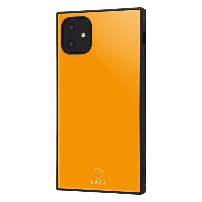 KAKU iPhone11 耐衝撃ハイブリッドケース