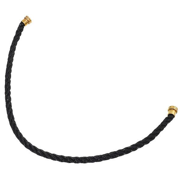 (フレッド)FRED ミニフォース10 ブレスレット ケーブル SS Size15【中古】