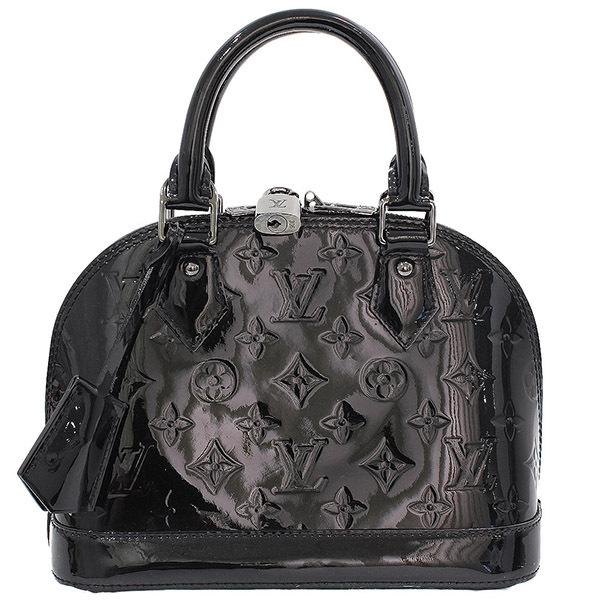 (ヴィトン)Vuitton ヴェルニ アルマBB 2way ハンドバッグ 袋【中古】